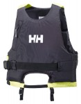 Launch Vest Ebony / EN 471 Yellow