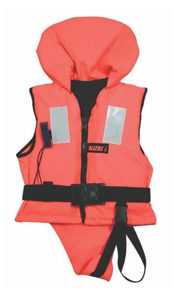 Lifejacket 100N ISO 12402-4