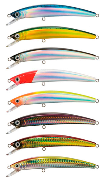 Crystal Minnow S