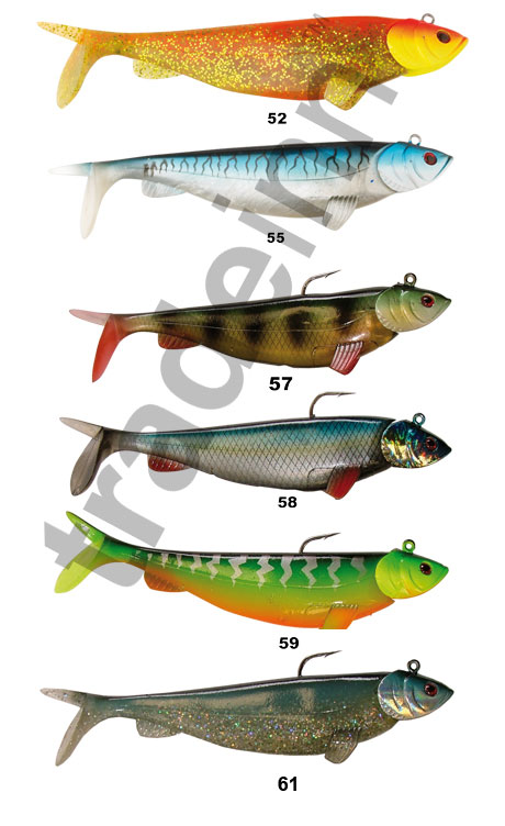 Combo Absolut Shad (2pcs)