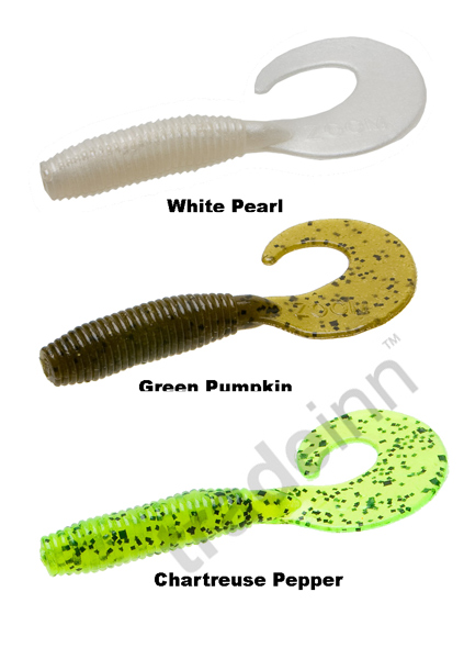 Fat Alberts Grub 8cm (10pcs)