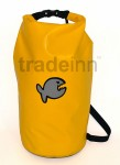 Dry Sack 10 Fish Yellow
